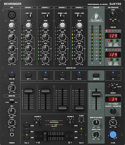 DJX 750 von Behringer Image